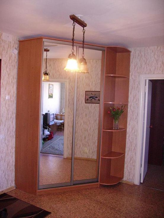 Шкаф-купе - Шкафы-купе - Фото - Портфолио - Мебельный цех 1 - мебель на заказ в Пскове